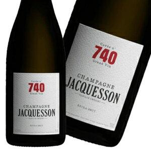 【最終入荷】Jacquesson Cuvee 740 ジャクソン キュヴェ 740 正規品 No.105315