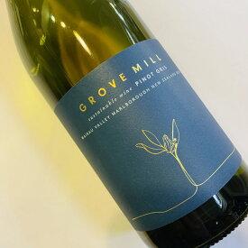 グローブ・ミル・マールボロ・ピノグリ2019 Grove Mill Marlborough Pinot Gris No.109938