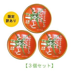 【3個セット】訳あり徳谷とまとシャーベット3個/高知アイス【RCP】
