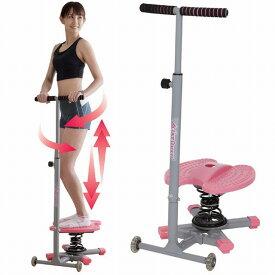 健康器具 エクササイズマシーン ダイエット ウエスト くびれ ツイスト運動 腕 脚 ヒップ お尻 上半身 下半身 自宅 正規品
