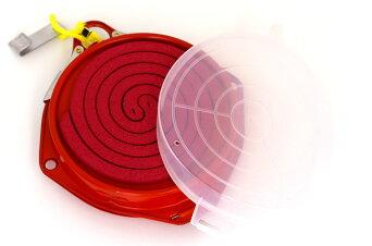 【蚊取り線香ではありません】富士錦森林香(30巻入り)3箱携帯防虫器1個セット【送料無料送料込み】【防虫業務用激安セール】アウトドア