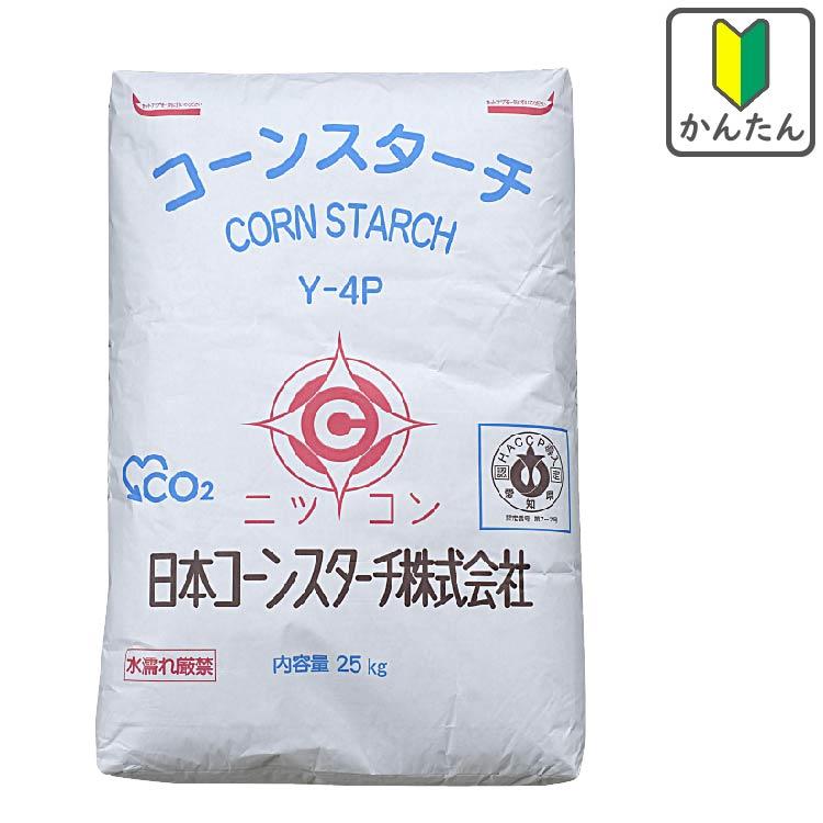 前田食品 うどん用打粉 25kgコーンスターチ