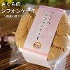 桜のシフォン第一画像