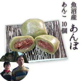 魚沼産 あんぼ(あんこ10個)/-