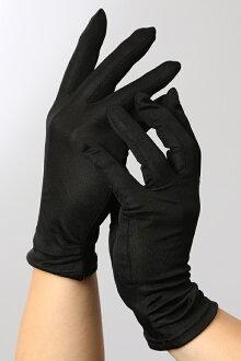 """即日發貨絲綢手套女士絲綢曬黑UV對策打扮得漂亮,休息的手套手套皸裂手有""""能從全5色""""選的婦女事情污垢皺手壞天氣手背异位性皮膚炎敏感肌膚絲綢100%茶道推薦的手關懷點數消化"""
