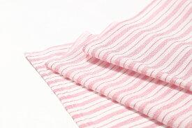 懐かしい レーヨンあかすりタオル 長尺サイズ カラーが選べる ピンクストライプ ブルーストライプ 2枚組 日本製 (新発売)