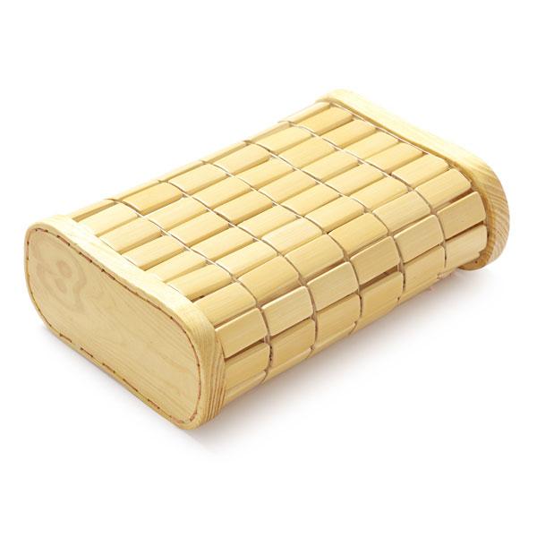 竹 枕 クッション 涼しい 通気性 快適 竹 ブロック 枕 3008