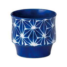 カップ スタックカップ コップ 磁器 波佐見焼 日本製 琉璃 スタックカップ 麻の葉 18149