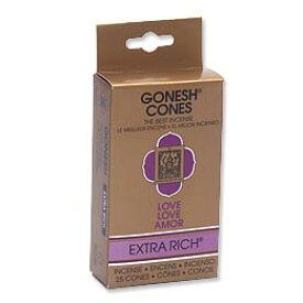 GONESH INCENSE CONES LOVE IM-GCE20907 ガーネッシュ インセンス コーン お香 [メーカー取り寄せ商品][優れものA]