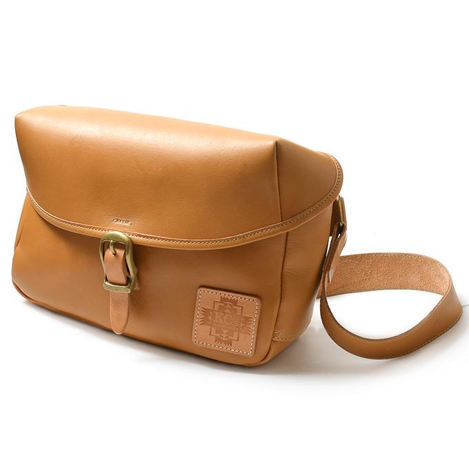 KC,s ケイシイズ バッグ ハンター カウハイド ポーチ バッグ ショルダーバッグ 小物入れ 旅行 斜めがけ KC,s leather craft ケーシーズ 本革 ブランド 母の日 ギフト プレゼント [メーカー取り寄せ商品][優れものA]