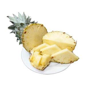【送料無料】フィリピン産パイナップル(輸入パイン) 6玉入り(1玉800〜1kg)【外国産 輸入 フィリピン フィリピン産 比律賓 パイナップル パイン 輸入パイン スウィーティオ