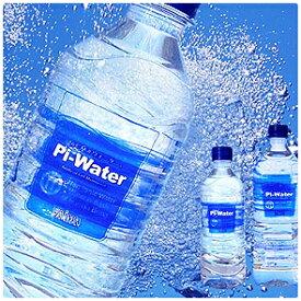 【送料無料 お1人様3ケース限定】ACM Pi‐Water (エイシーエムパイウォーター)500ml×24本(1ケース)1本あたり118円(税抜)【ミネラルウォーター 水 軟水 500ml ペットボトル】