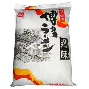 鳥志商店 博多ラーメン 鶏味×20食 B-04(送料無料)直送