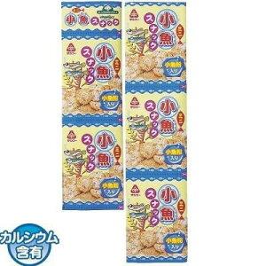 サンコー ミニ小魚スナック 5連袋×12個 (送料無料) 直送