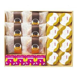 甘美 ふっくらどら焼きと甘美菓子詰合せ D 90045-04 (送料無料) 直送