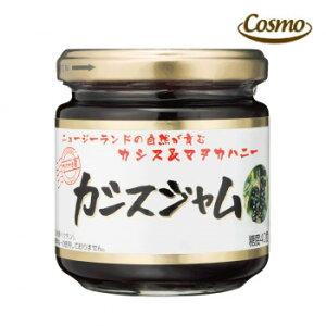 コスモ食品 ひろさき屋 カシスジャム 185g 12個×2ケース (送料無料) 直送