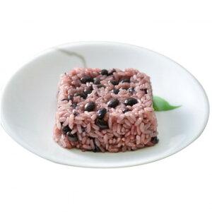 一粒庵 冷凍 ごはん 佐賀県産米 黒豆と黒米のおこわ 12個 (送料無料) 直送