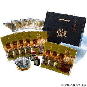 うなぎ割烹「一愼」特製蒲焼・鰻のひつまぶしセット UCI-H35W 冷凍 (送料無料) 直送