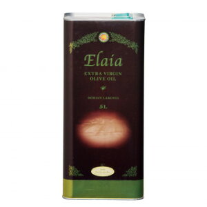 そらみつ ギリシャ産エクストラバージンオリーブオイル EXエライアレッド 5L缶(山)×4缶 (送料無料) 直送