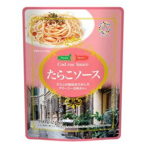 TOHO 桃宝食品 チョイスたらこソース 160g×20個入り (送料無料) 直送