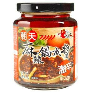 老騾子牌朝天麻辣鍋底醤(激辛鍋の素) (台湾産) 260g×24本 210223 (送料無料) 直送