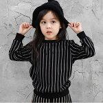 【韓国子供服】トレーナー長袖