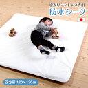【あす楽】寝返りマットレス専用防水シーツ┃120×120cmサイズ/表地は綿100%のパイル/寝返り/お昼寝/赤ちゃん/国産<日本製>
