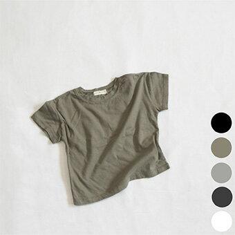 再値下げ・SALE・ウォッシング・半袖・Tシャツ・5color・90cm・100cm・110cm・120cm・130cm・140cm・韓国 子供服 ・子供時代