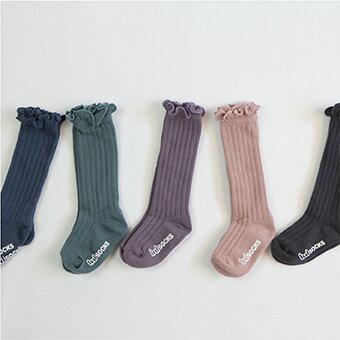 BENECOCO・ベネココ・ジュディー・ハイソックス・靴下・5color・100cm・110cm・120cm・130cm・140cm・韓国 子供服 ・子供時代(Sサイズのみ滑り止め付き)