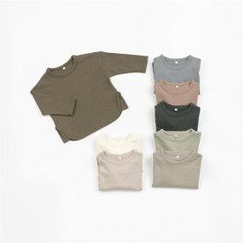 NEW・三角・長袖・Tシャツ・オリジナル商品・4color・90cm・100c・110cm・120cm・130cm・子供時代