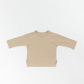 NEW・シンプル・長袖・Tシャツ・オリジナル商品・4color・90cm・100c・110cm・120cm・130cm・子供時代