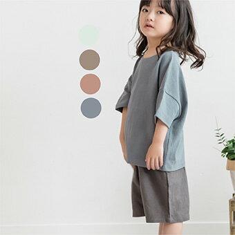 5分袖・半袖・Tシャツ・4color・90cm・100c・110cm・120cm・130cm・子供時代