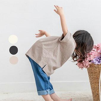 ビッグシルエット・半袖・Tシャツ・3color・90cm・100c・110cm・120cm・130cm・子供時代
