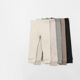 スーパーSALE・裾リブ・レギンス・スパッツ・5color・90cm・100cm・110cm・120cm・130cm・キッズ・女の子・男の子・シンプル・無地・韓国子供服・子供時代