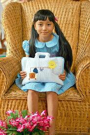 布おもちゃ布絵本ぬいぐるみ布の着せかえNew!! TWIN BEAR BAGふたごのくまちゃん 着せ替えバッグ幼児教育選んで!!無料ギフトラッピング