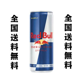 Red Bull レッドブル エナジードリンク 250ml×24本  全国送料無料(沖縄、離島は要別途送料)