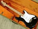 【New】Fender USA Eric Clapton Stratocaster BLK(selected by KOEIDO)【中古】店長選抜クラプトンストラト中古コン…