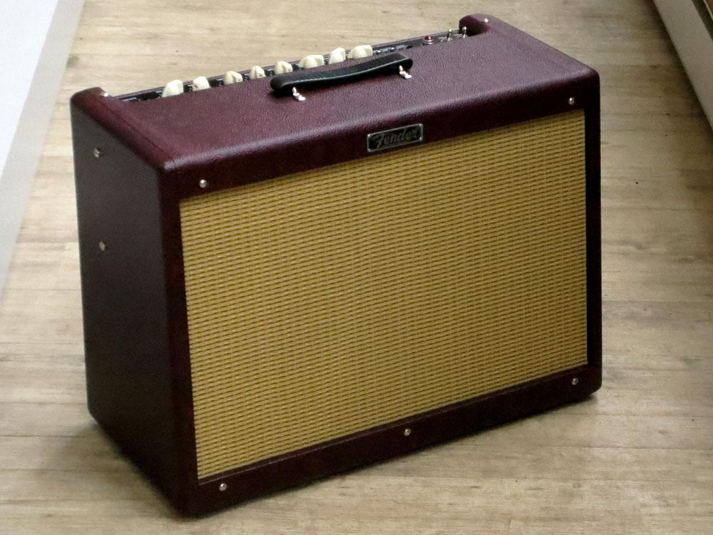 Fender Hot Rod Deluxe 3 TT WINE/WHEAT 最後のホットロッドDX!お薦め!