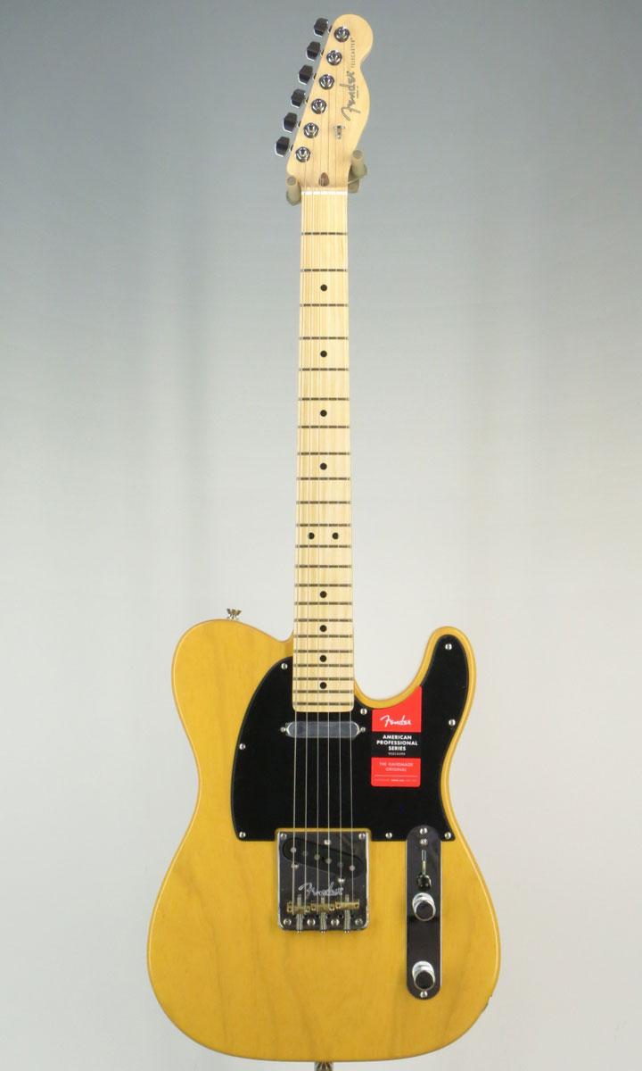 【New】Fender USA American Professional Telecaster BSB/M(selected by KOEIDO)店長厳選、生きた別格の最新プロフェッショナル!