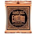 ERNIE BALL #2546 Everlast Coated Phosphor Bronze Acoustic Medium Light アコースティックギター弦【送料無料】