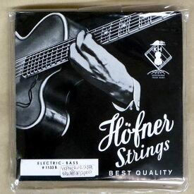 HOFNER 1133B Contemporary Violin Bass Strings Flat Wound ドイツ製 Hofner純正【送料無料】【定形外郵便発送】