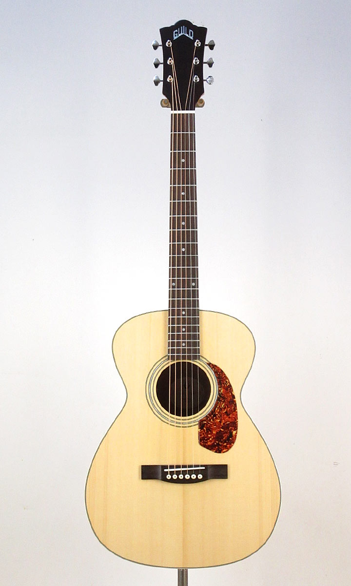 GUILD Westerly Collection M-240E NAT【スペア弦プレゼント&レビュー特典付き!】【送料無料】