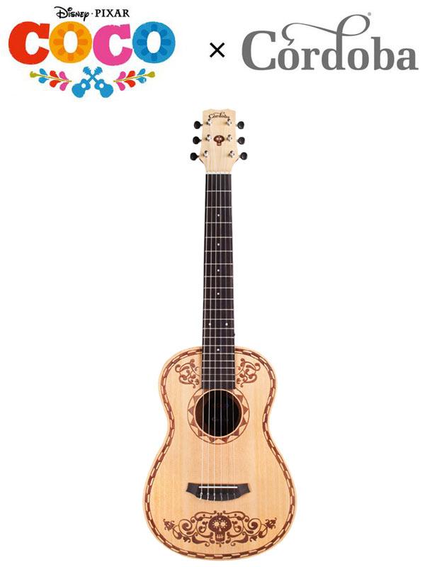 COCO × Cordoba Mini SP ディズニー/ピクサー映画リメンバー・ミー オフィシャルギター 【送料無料】