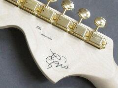 FenderMAMISTRATOCASTERMadeInJapan(FineTunedbyKOEIDO)【送料無料】【フェンダーストラップ、コンパクトギタースタンド&レビュー特典付き】