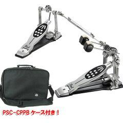 PearlツインペダルP-922PowersifterRedlineStyle【PSC-CPPBソフトケース付き】【送料無料】