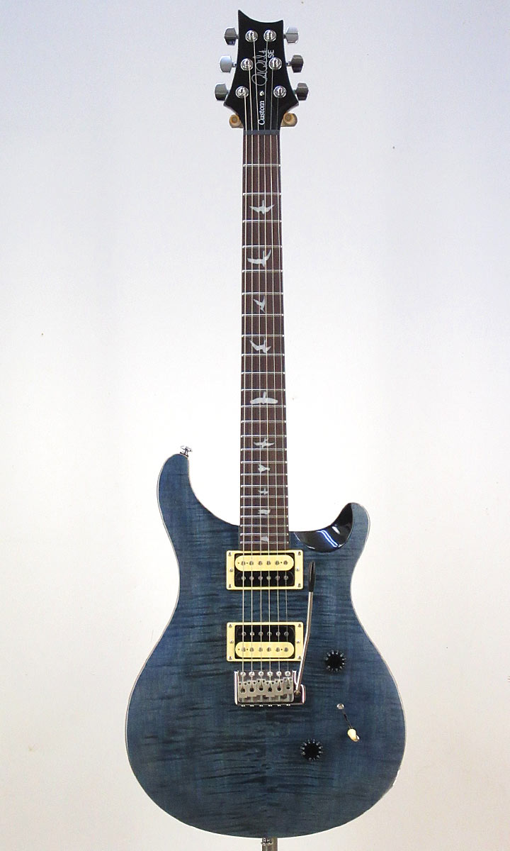 Paul Reed Smith SE Custom 24 N WB(Whale Blue)【レビュー特典付き!】【送料無料】