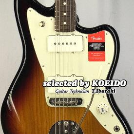 【New】Fender USA American Professional Jazzmaster RW 3TS(selected by KOEIDO)店長厳選別格のジャズマスター!フェンダー 光栄堂