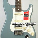 【New】Fender USA American Professional Stratocaster HSS Shawbucker RW SNG(selected by KOEIDO)店長厳選、生きた…