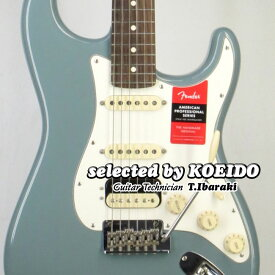【New】Fender American Professional Stratocaster HSS Shawbucker RW SNG(selected by KOEIDO)フェンダー 光栄堂