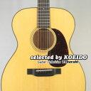 【New】C.F.Martin 000-18 Standad(selected by KOEIDO)実に久々!店長厳選の生きた群を抜く00018!